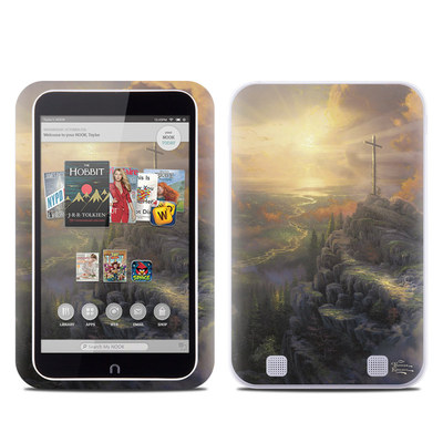 Barnes and Noble NOOK HD Tablet Skin - The Cross