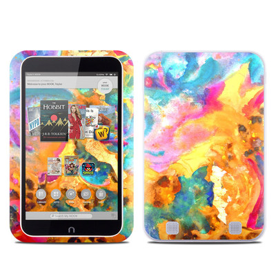 Barnes and Noble NOOK HD Tablet Skin - Dawn Dance
