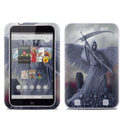 Barnes and Noble NOOK HD Tablet Skin - Death on Hold