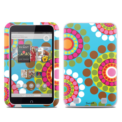 Barnes and Noble NOOK HD Tablet Skin - Dial
