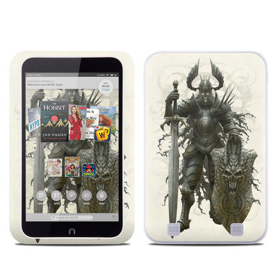 Barnes and Noble NOOK HD Tablet Skin - Dark Knight