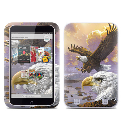 Barnes and Noble NOOK HD Tablet Skin - Eagle