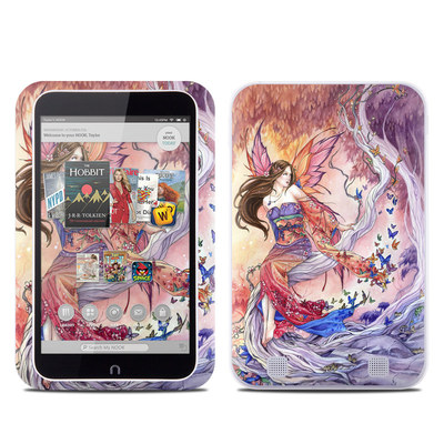 Barnes and Noble NOOK HD Tablet Skin - The Edge of Enchantment