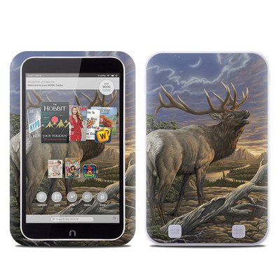 Barnes and Noble NOOK HD Tablet Skin - Elk