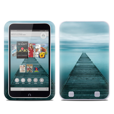 Barnes and Noble NOOK HD Tablet Skin - Evening Stillness