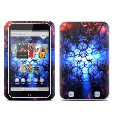 Barnes and Noble NOOK HD Tablet Skin - Geomancy