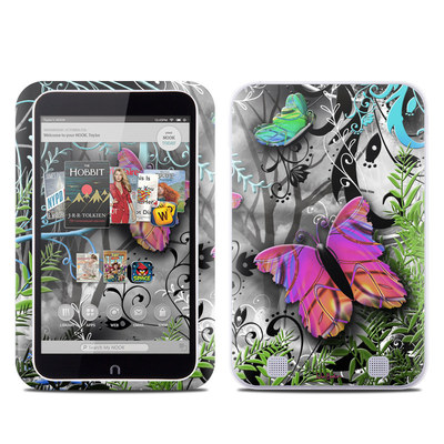 Barnes and Noble NOOK HD Tablet Skin - Goth Forest