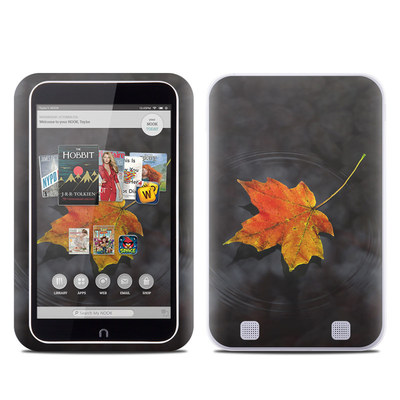 Barnes and Noble NOOK HD Tablet Skin - Haiku
