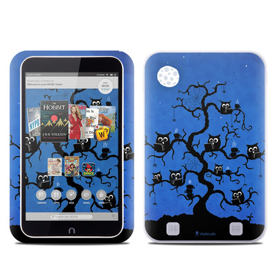 Barnes and Noble NOOK HD Tablet Skin - Internet Cafe