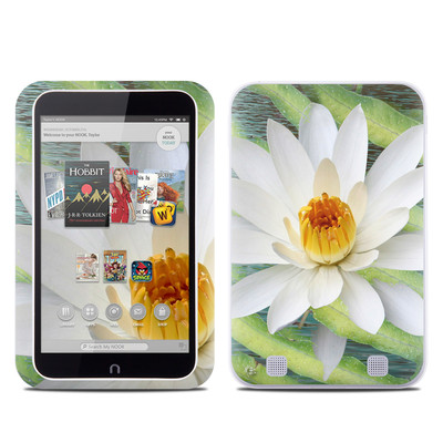 Barnes and Noble NOOK HD Tablet Skin - Liquid Bloom