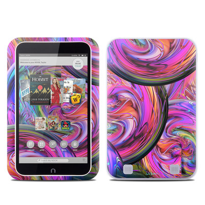 Barnes and Noble NOOK HD Tablet Skin - Marbles