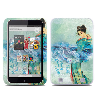 Barnes and Noble NOOK HD Tablet Skin - Magic Wave
