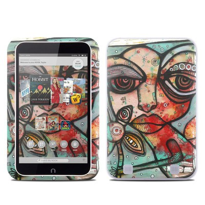 Barnes and Noble NOOK HD Tablet Skin - Mine