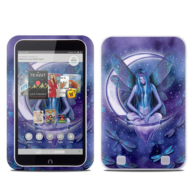 Barnes and Noble NOOK HD Tablet Skin - Moon Fairy