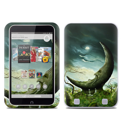 Barnes and Noble NOOK HD Tablet Skin - Moon Stone