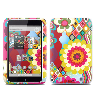 Barnes and Noble NOOK HD Tablet Skin - Mosaic
