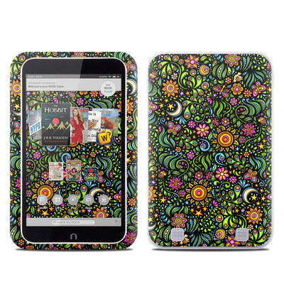 Barnes and Noble NOOK HD Tablet Skin - Nature Ditzy