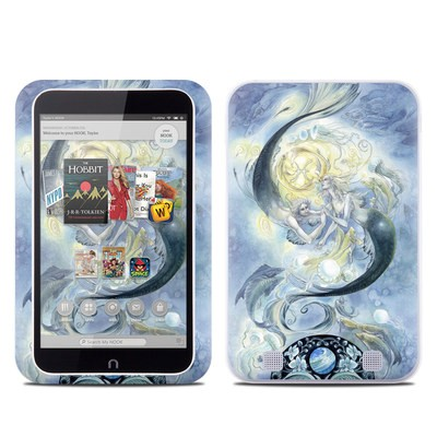 Barnes and Noble NOOK HD Tablet Skin - Pisces