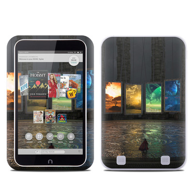 Barnes and Noble NOOK HD Tablet Skin - Portals