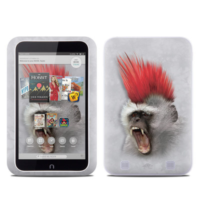 Barnes and Noble NOOK HD Tablet Skin - Punky