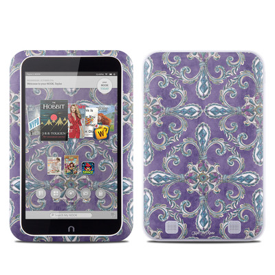 Barnes and Noble NOOK HD Tablet Skin - Royal Crown