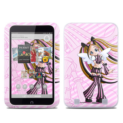 Barnes and Noble NOOK HD Tablet Skin - Sweet Candy