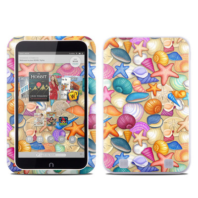 Barnes and Noble NOOK HD Tablet Skin - Shells