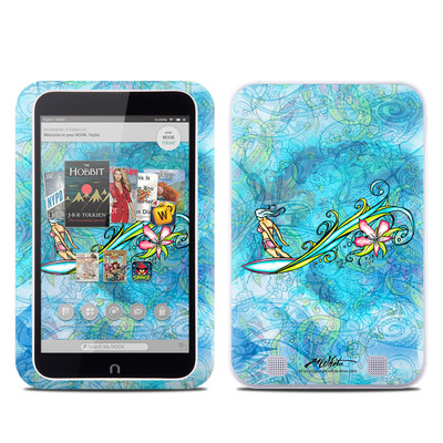 Barnes and Noble NOOK HD Tablet Skin - Soul Flow