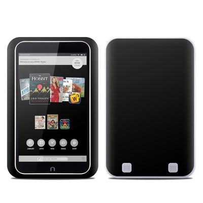 Barnes and Noble NOOK HD Tablet Skin - Solid State Black