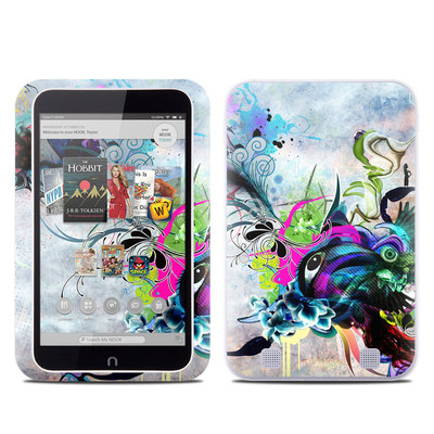 Barnes and Noble NOOK HD Tablet Skin - Streaming Eye