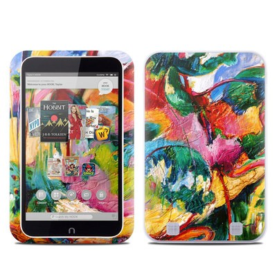 Barnes and Noble NOOK HD Tablet Skin - Tahiti