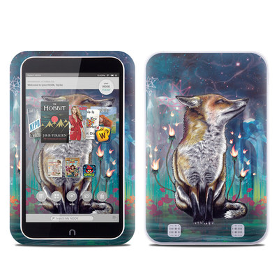 Barnes and Noble NOOK HD Tablet Skin - There is a Light