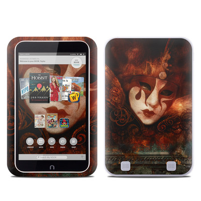Barnes and Noble NOOK HD Tablet Skin - To Rise Above