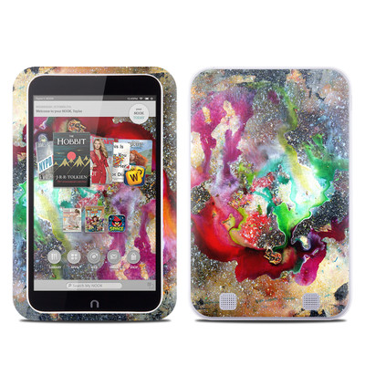 Barnes and Noble NOOK HD Tablet Skin - Universe