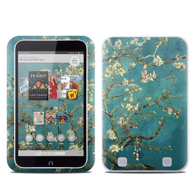 Barnes and Noble NOOK HD Tablet Skin - Blossoming Almond Tree