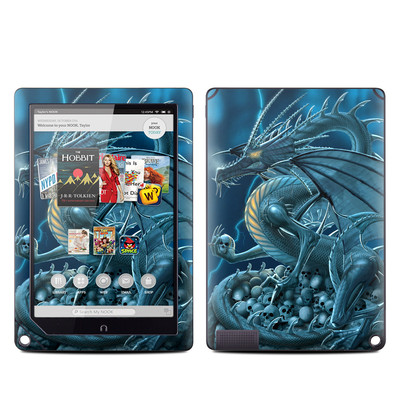 Barnes and Noble NOOK HD Plus Tablet Skin - Abolisher