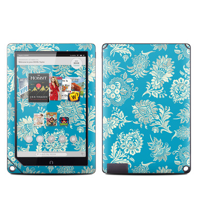 Barnes and Noble NOOK HD Plus Tablet Skin - Annabelle