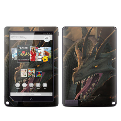 Barnes and Noble NOOK HD Plus Tablet Skin - Annihilator