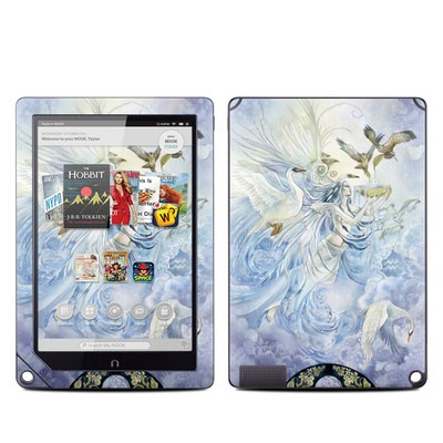 Barnes and Noble NOOK HD Plus Tablet Skin - Aquarius