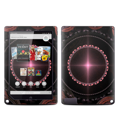 Barnes and Noble NOOK HD Plus Tablet Skin - All Roads Lead Home