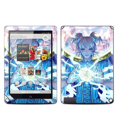 Barnes and Noble NOOK HD Plus Tablet Skin - A Vision
