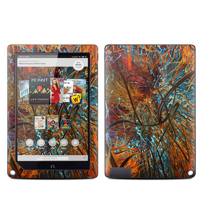 Barnes and Noble NOOK HD Plus Tablet Skin - Axonal