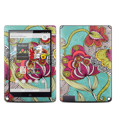 Barnes and Noble NOOK HD Plus Tablet Skin - Beatriz