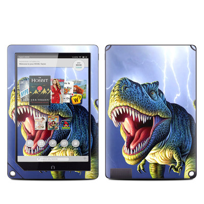 Barnes and Noble NOOK HD Plus Tablet Skin - Big Rex