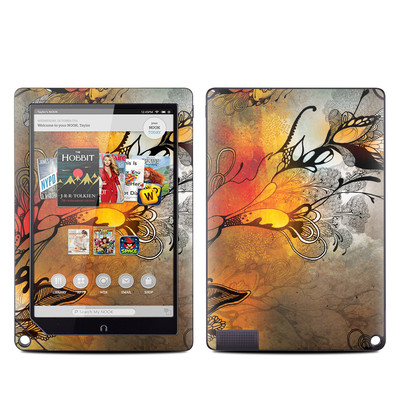 Barnes and Noble NOOK HD Plus Tablet Skin - Before The Storm