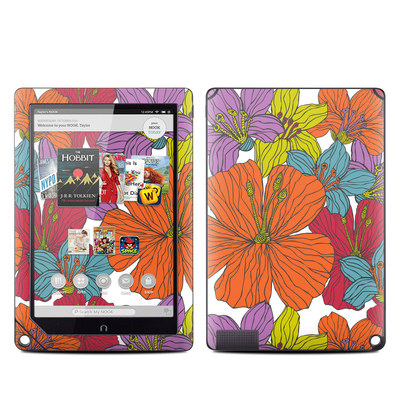 Barnes and Noble NOOK HD Plus Tablet Skin - Cayenas