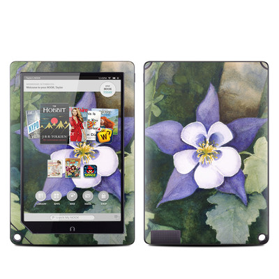 Barnes and Noble NOOK HD Plus Tablet Skin - Colorado Columbines
