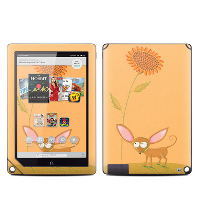 Barnes and Noble NOOK HD Plus Tablet Skin - Chihuahua