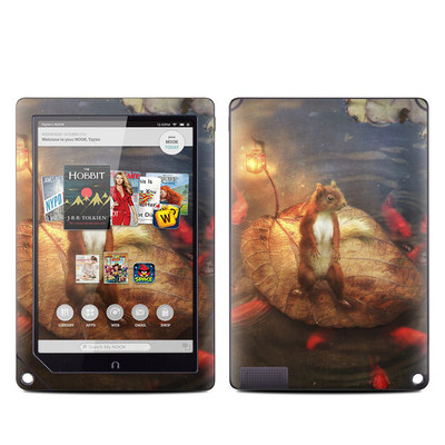 Barnes and Noble NOOK HD Plus Tablet Skin - Columbus