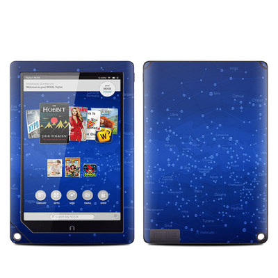Barnes and Noble NOOK HD Plus Tablet Skin - Constellations
